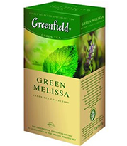 Greenfield Green Melissa (25 шт.)